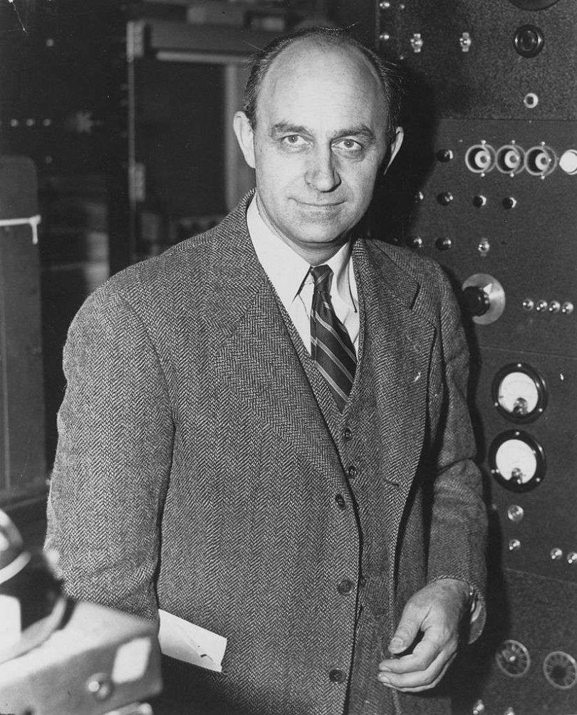 Enrico Fermi - 1