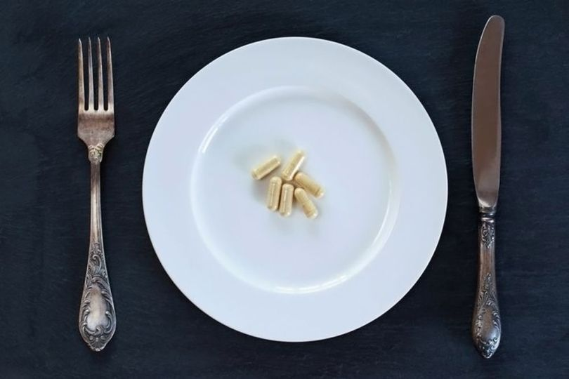 Gélules – Assiette