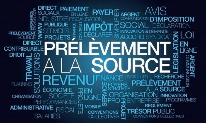 Impôt à la source - 1