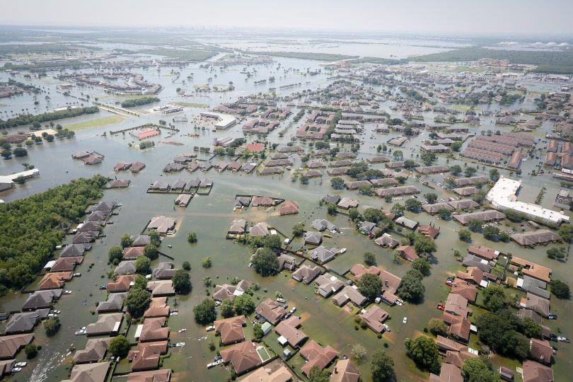 Inondation - Texas