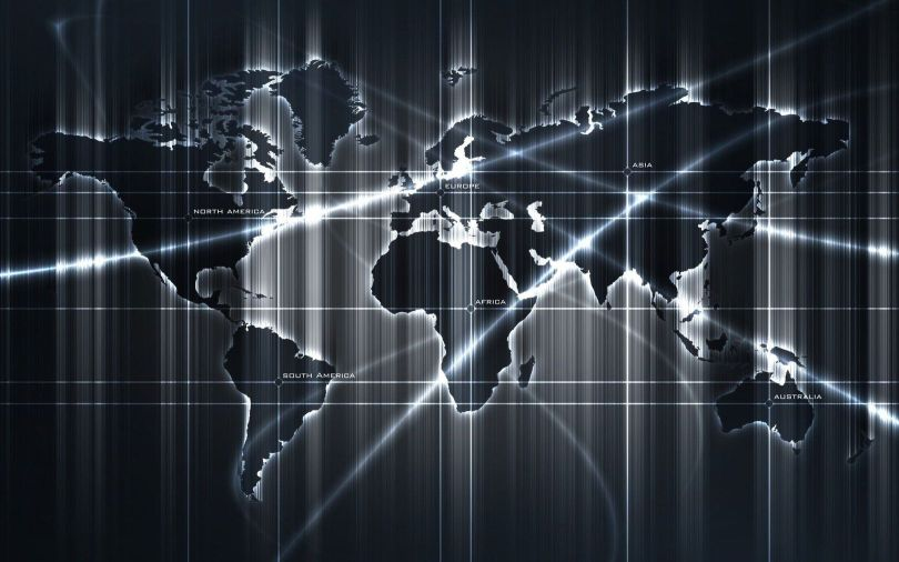 MAP - World - Monde