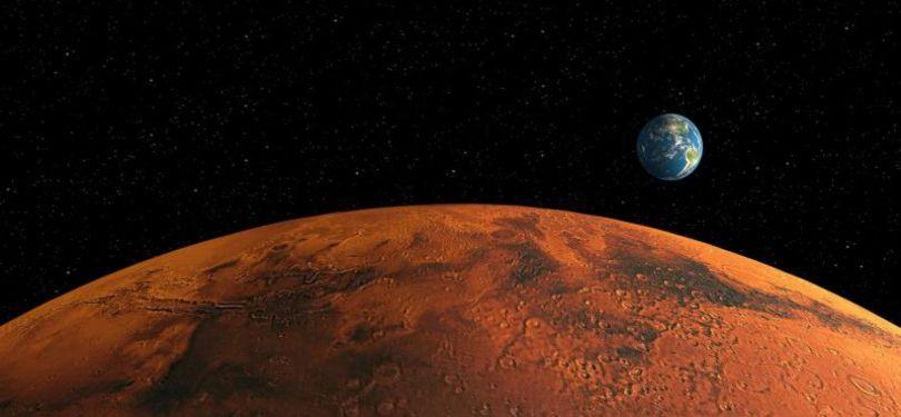 Mars - Terre