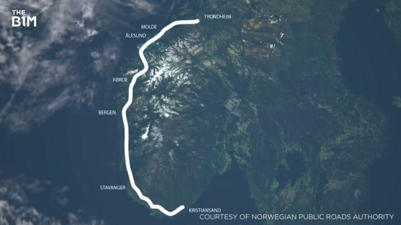 Norvège – Autoroute – Highway – Norway - 3