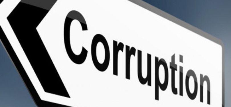 Panneau – Corruption
