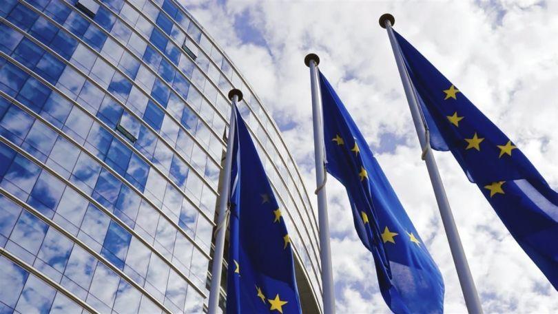 Parlement européen - Drapeaux
