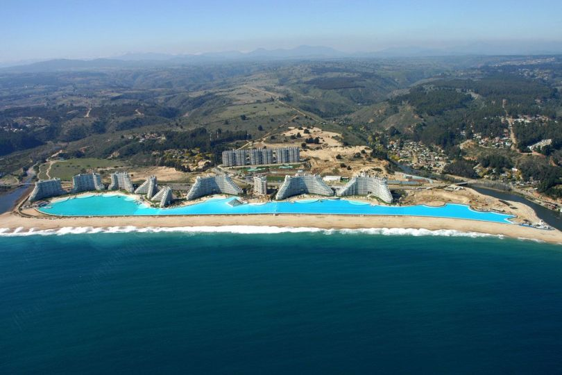 Piscine d'Algarrobo – Chili - 1