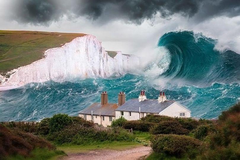 Tsunami – Ecosse - 1