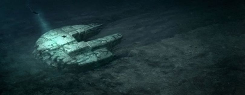 UFO - Baltic sea - 1
