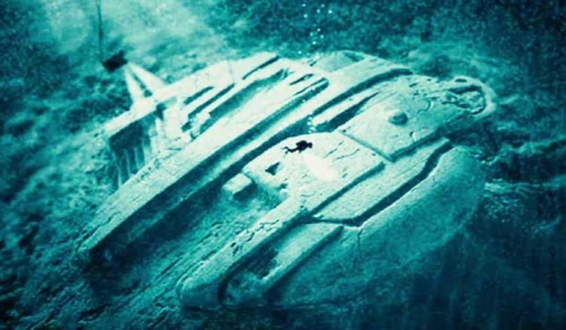 UFO - Baltic sea - 2