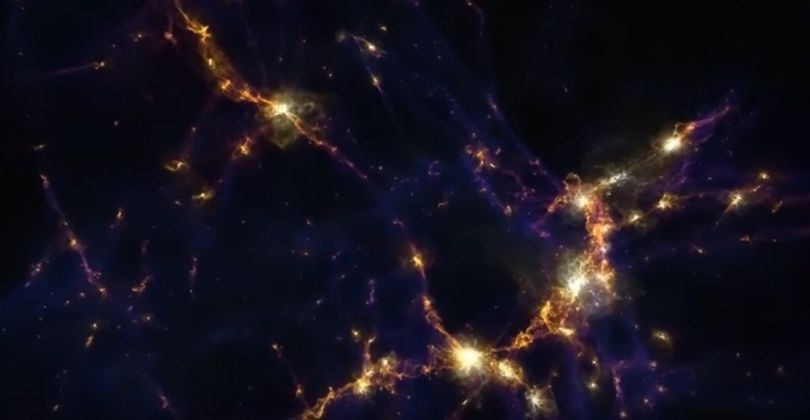 Univers - Simulation - 1