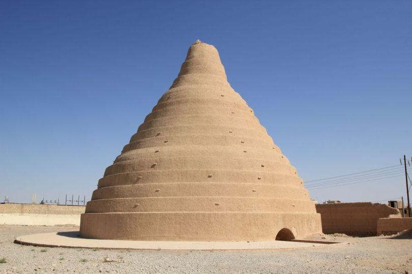 Yakhchal – Réfrigérateur – Perse – Iran - 1