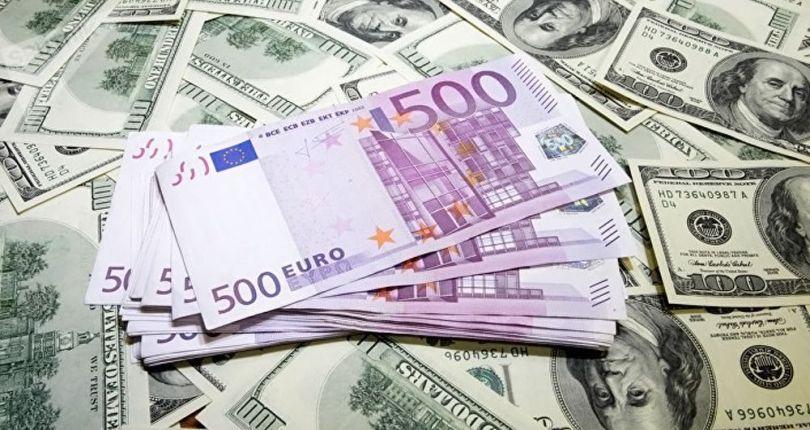 Billets - Euro & Dollars