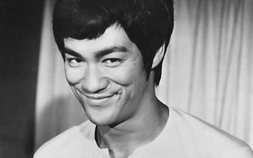 Bruce Lee - Sourire