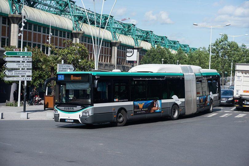 Bus - RATP - 3