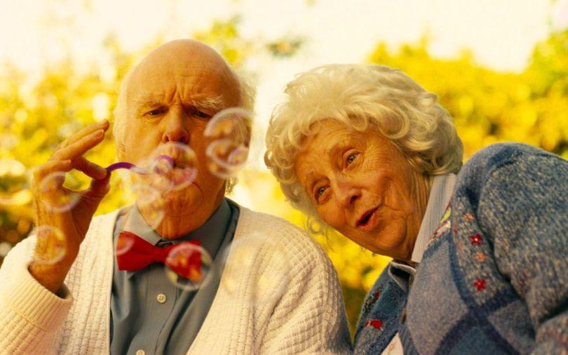 Couple – Personnes âgées - 1