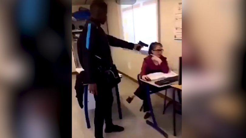 Créteil – Lycéen – Braquage professeur - 2