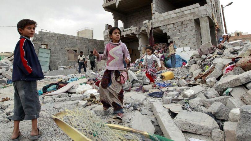 Enfants - Yemen