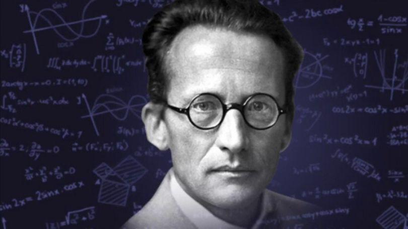 Erwin Schrödinger - 1