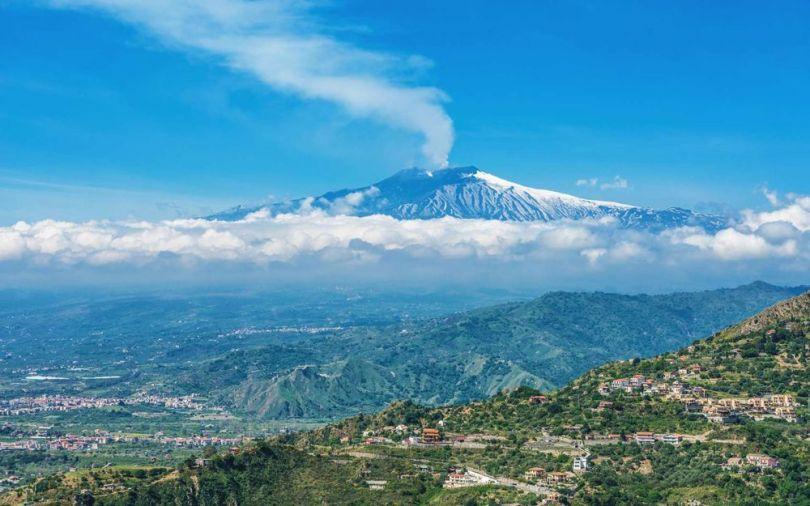 Etna - Volcan - 1