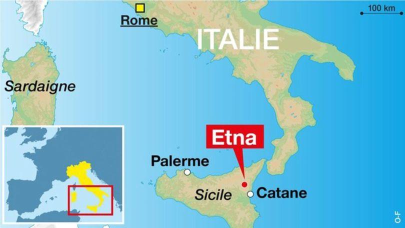 Etna - Volcan - B