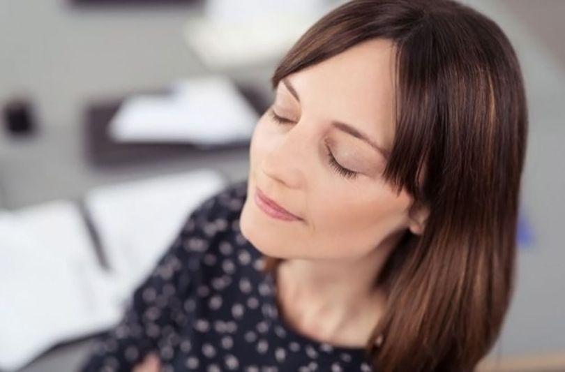 Femme - Méditation