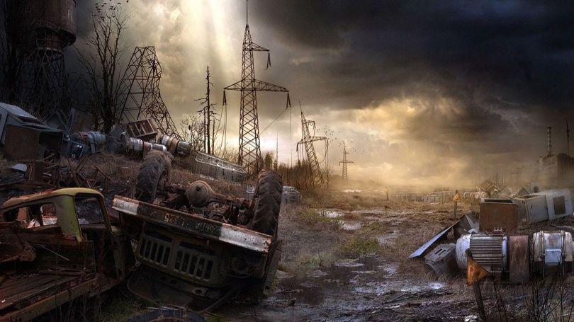 Fin de la civilisation - 1