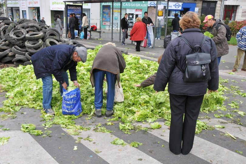 Gaspillage alimentaire - 1