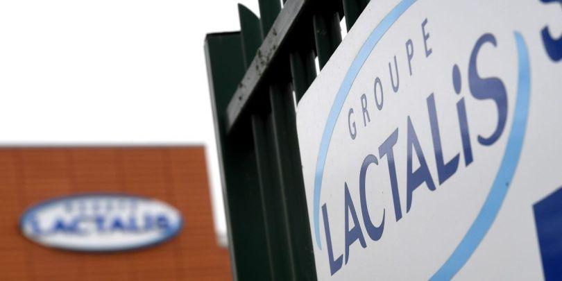 Groupe Lactalis - Logo