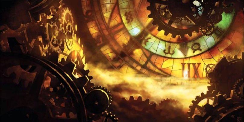 Horloge - Temps - 1