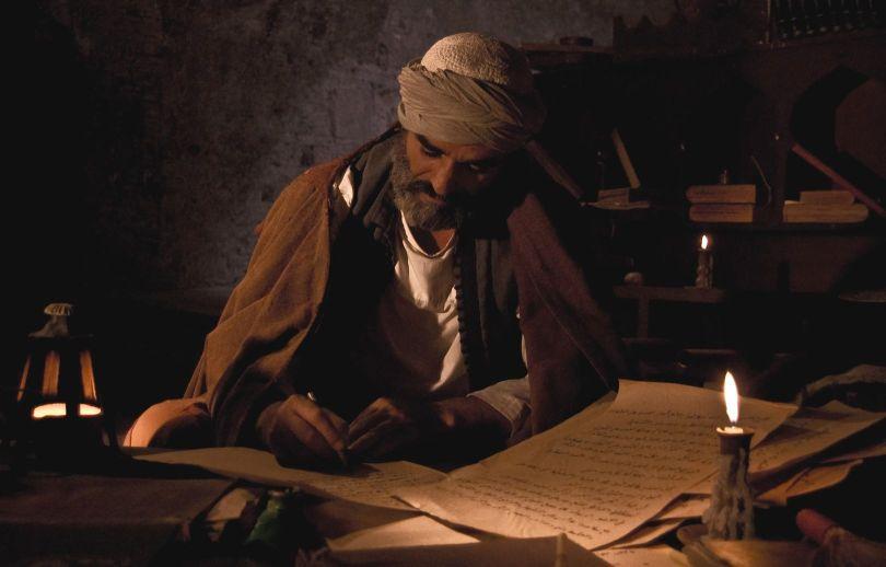 Ibn Khaldoun (Illustration)