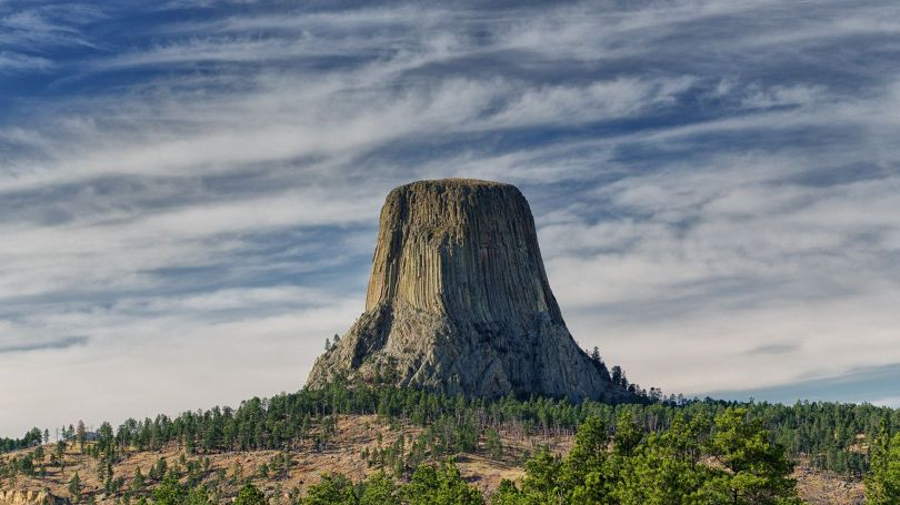 La Tour du Diable - Devils Tower - 1