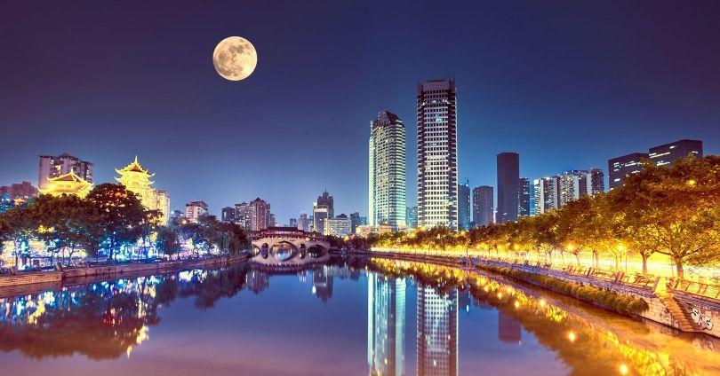Lune - Moon - Chine - 2