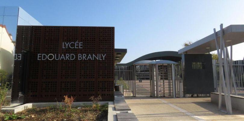 Lycée Edouard Branly - Créteil