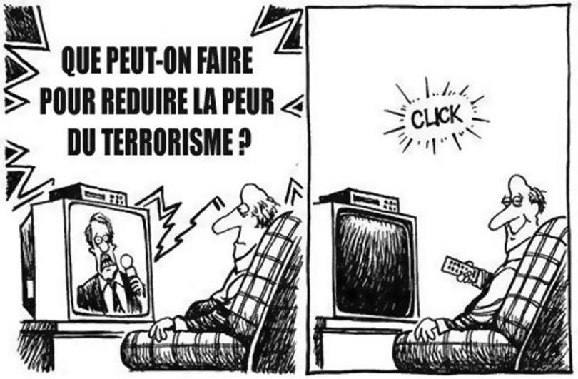 Média – terrorisme – Tv