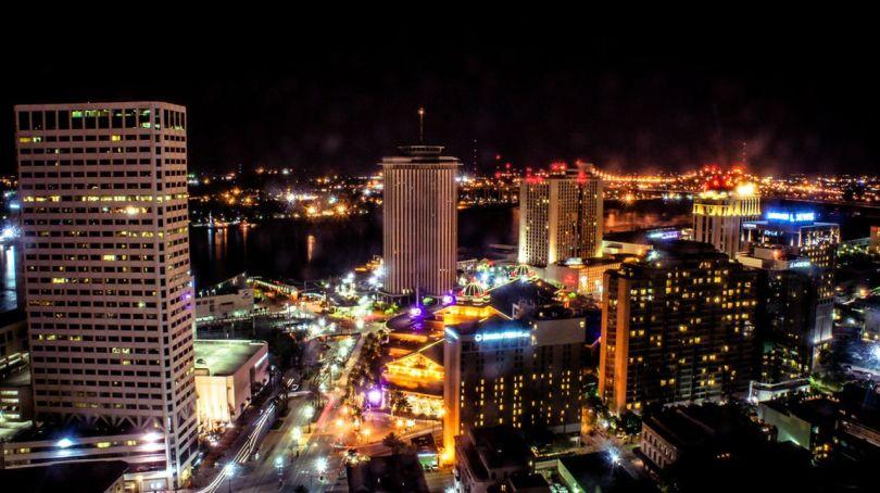Nouvelle-Orléans – Louisiane – Etats-Unis - 1