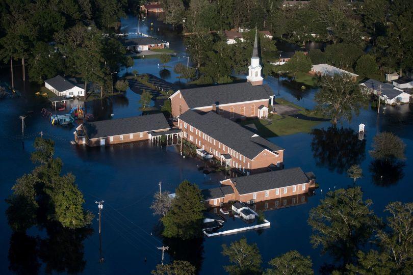 Ouragan Florence - Etats-Unis
