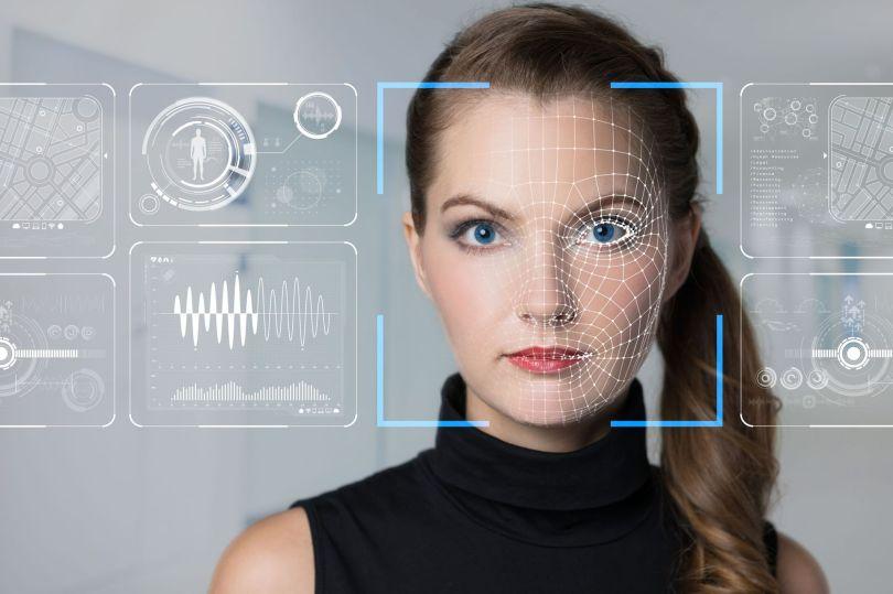 Reconnaissance faciale - Femme - 1