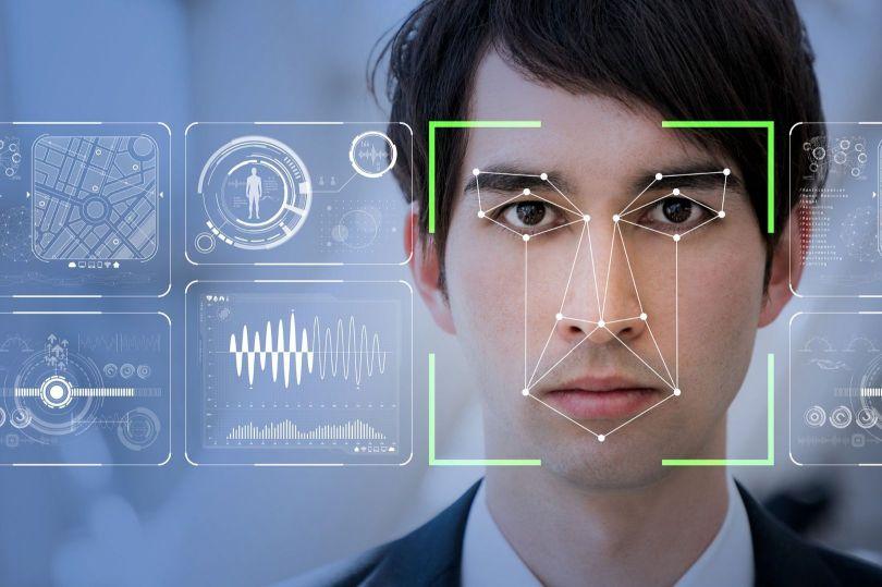 Reconnaissance faciale - Homme