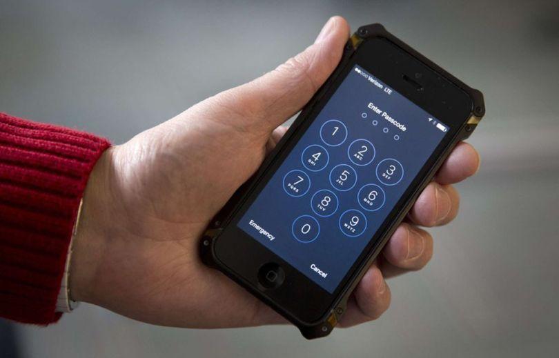 Smartphone - Password