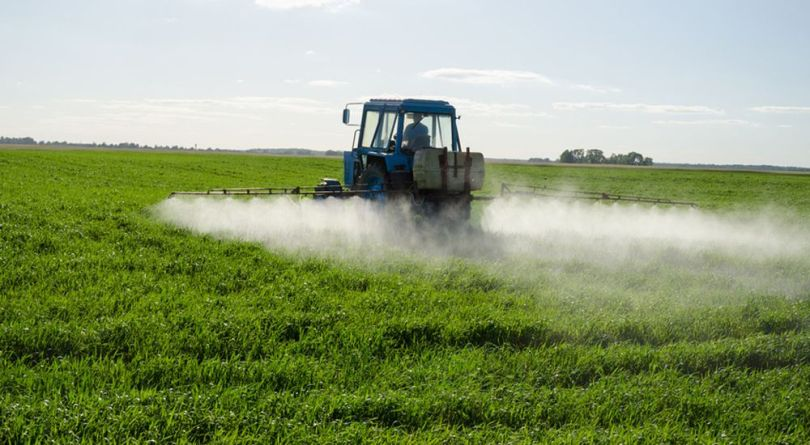 Tracteur - Herbicide