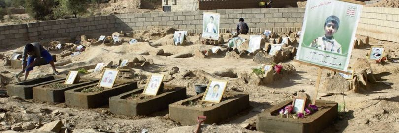Yemen enfants tués