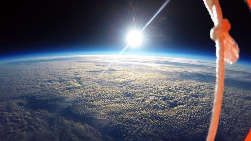 Ballon-sonde – Stratosphère - 2