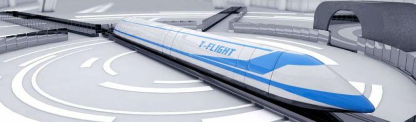 Chine – Train - T-Flight - 1