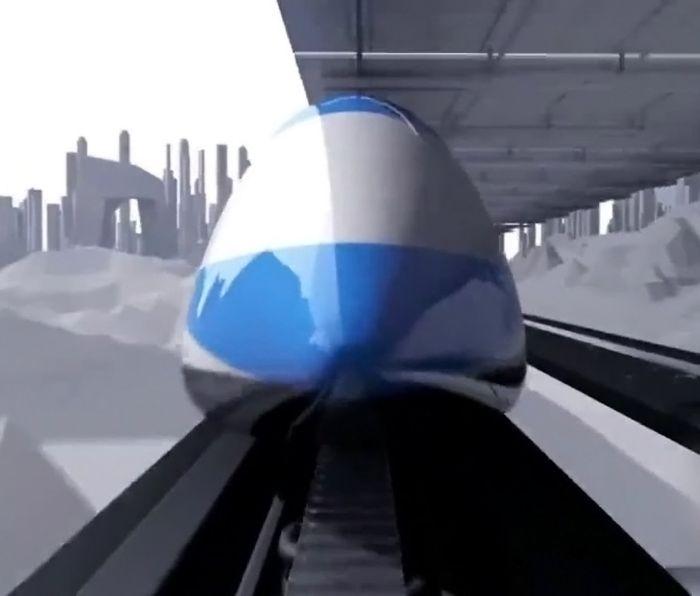 Chine – Train - T-Flight - 2