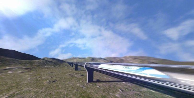 Chine – Train - T-Flight - 3