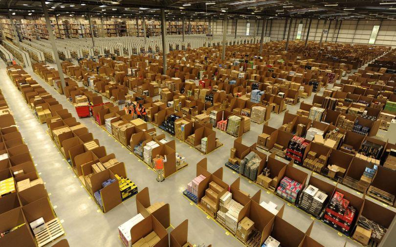 Drive – Entrepôt - Amazon