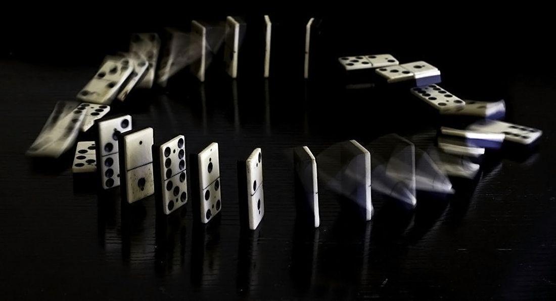 Effet domino - 1
