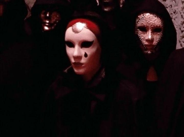 Eyes Wide Shut - Masques - 2