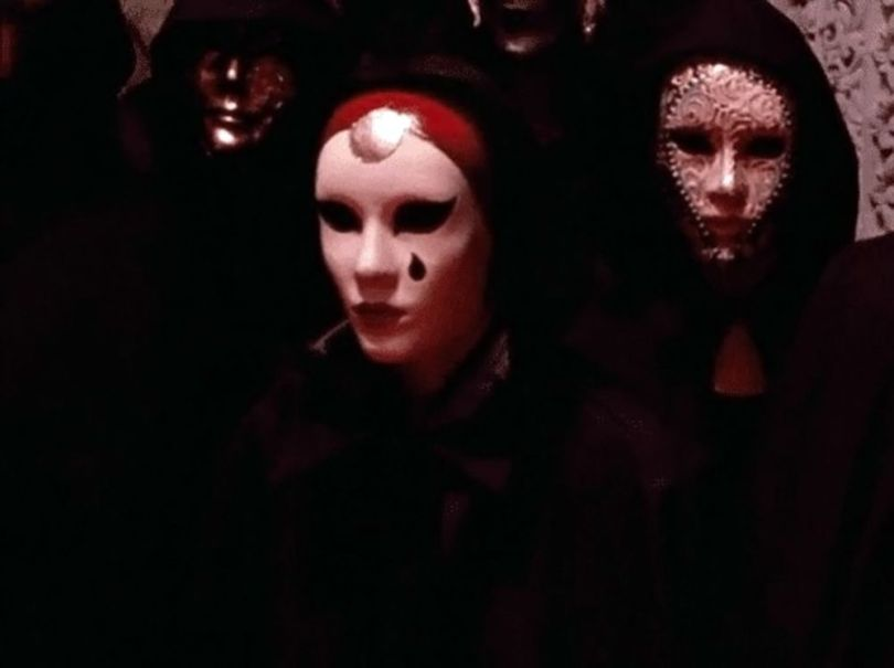 Eyes Wide Shut - Masques - 2