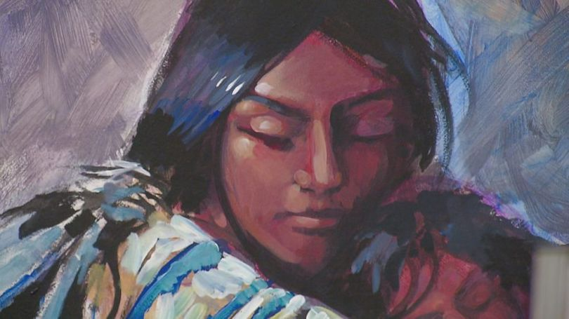 Femme – Enfant - Autochtones